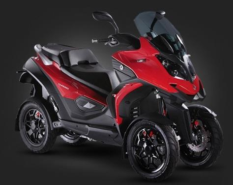 Location scooter Guadeloupe quadro 4 roues 350 cm3
